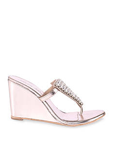 Lauren Lorraine Anguilla Wedge Sandals