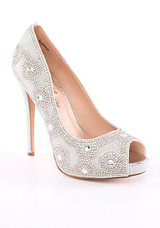 Lauren Lorraine Candy Sling Back Pump