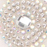 Womens Wedding Shoes: White Lauren Lorraine Elenor Peep-toe Pump