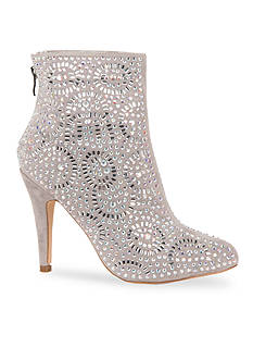 Lauren Lorraine Nicole Beaded Ankle Boot