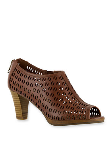 Bella-Vita Lake Peep-Toe Shootie
