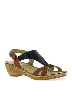 Bella-Vita Gubbio Wedge Sandal