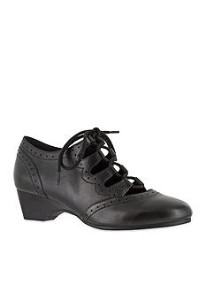 Bella-Vita Posie Ghillie Tie Shoe