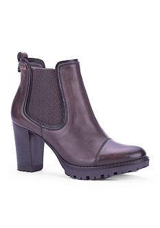 Pikolinos Connelly Lug Heeled Bootie