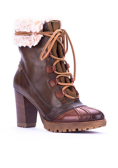 Pikolinos Connelly Lace Up Bootie