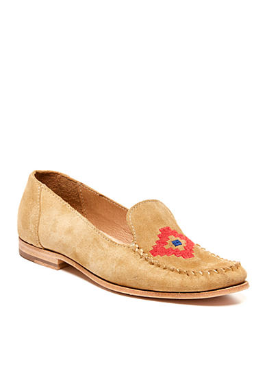 SOLUDOS Embroidered Flats