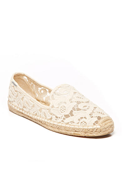 SOLUDOS Lace Smoking Slipper