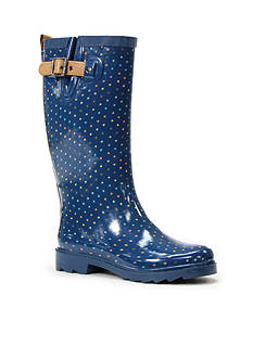 CHOOKA Multicolor Dot Rain Boot