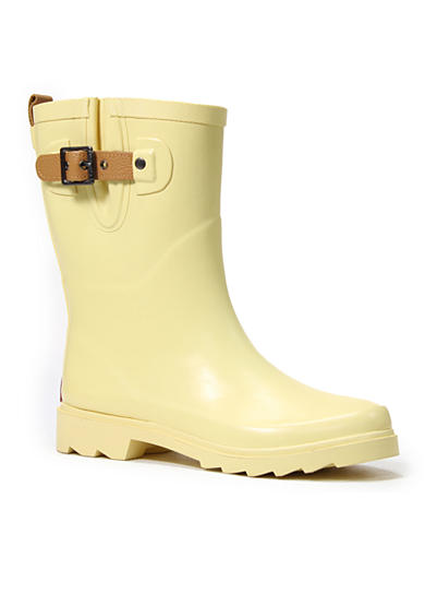 CHOOKA Top Solid Satin Finish Rain Boot