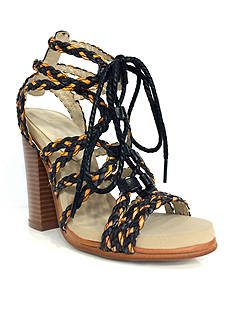 Groove Footwear Addison Braided High Heel Sandal