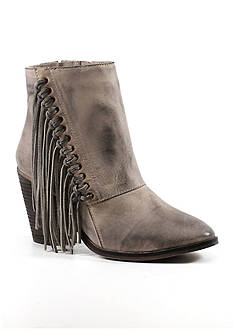 Diba True Jilly Ann Fringe Bootie