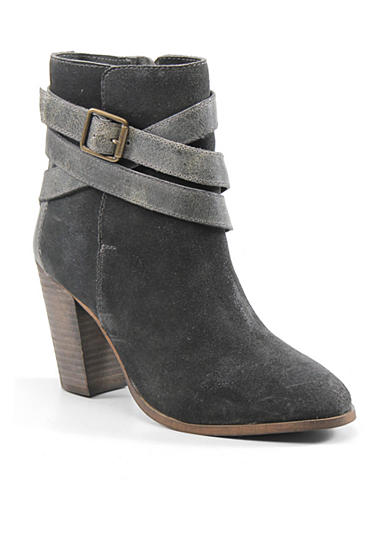 Diba True® High Heeled Bootie with Straps