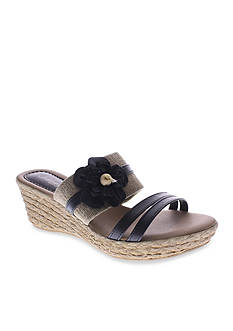Azura® Aketi Wedge Slide Sandal