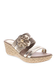 Azura Aketi Wedge Slide Sandal