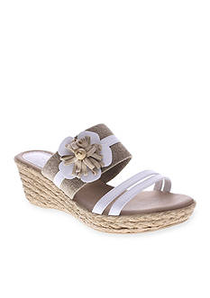 Azura® Aketi Wedge Slide Sandal