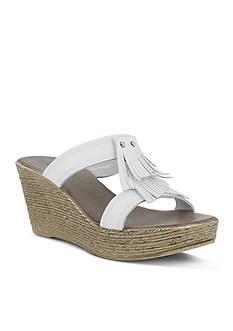 Azura Faves Wedge Sandal
