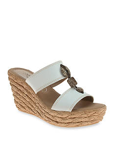 Azura® Harvard Wedge Slide Sandal