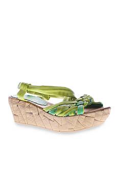 Azura Jaques Wedge Sandal