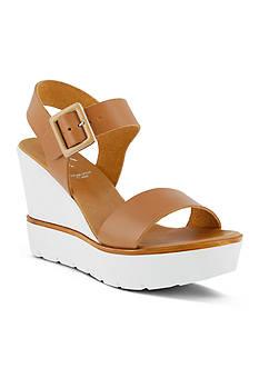 Azura Leah Wedge Sandal