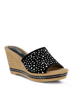 Azura® Azura Listen Wedge Sandal
