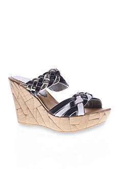 Azura® Mania Wedge Slide Sandal