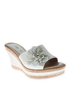 Azura® Narcisse Wedge Slide Sandal