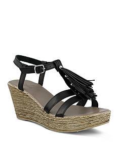 Azura® Romance Wedge Sandal