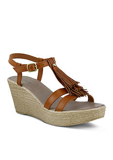 Azura Romance Wedge Sandal