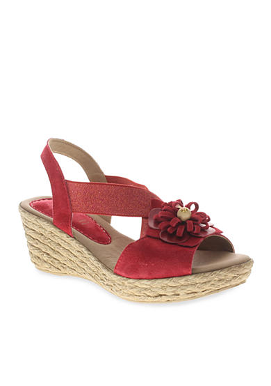 Azura® Ruby-Mae Wedge Sandal