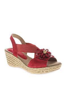 Azura Ruby-Mae Wedge Sandal