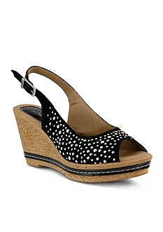 Azura® Azura Showtime Wedge Sandal