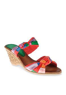 Azura Upside Wedge Sandal