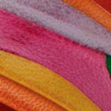 Multi-colored Shoes for Women: Red Azura Velda Sandal