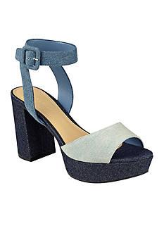 Marc Fisher Meliza Platform Sandal