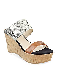 Marc Fisher Shelbee2 Wedge Sandals