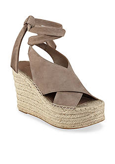 Marc Fisher LTD Andira Criss-Cross Espadrille Wedge