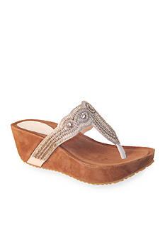 Vis-a-Vis Josie Wedge Sandal