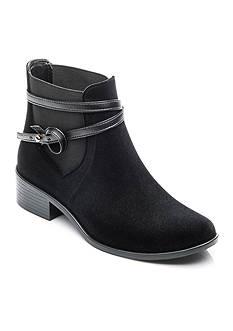 Bernardo Peony Velvet Rain Boot