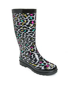 Sugar Raffle3 Rain Boots