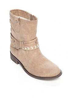 Sugar Indeed Buckle Booties