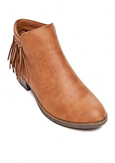 Sugar Teeny Fringe Booties