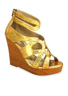C. Label Baldwins Sandals