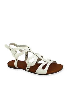 C. Label Darby Sandals