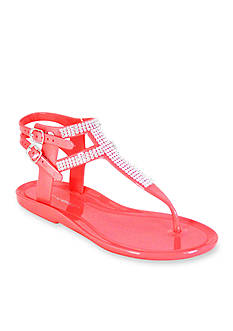 C. Label Deborah Jelly Sandal