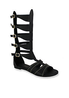 C. Label Goliath Gladiator Sandal