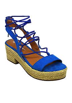 C. Label Ruffell Sandal