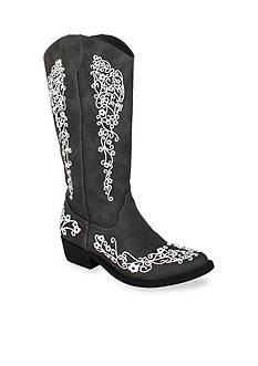 C. Label Topaz 1 Western Boot