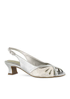 Easy Street Ilana Peep Toe Pumps