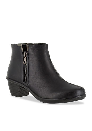 Easy Street Clear Bootie