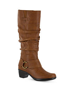 Easy Street Jayda Plus Tall Wide Calf Boot
